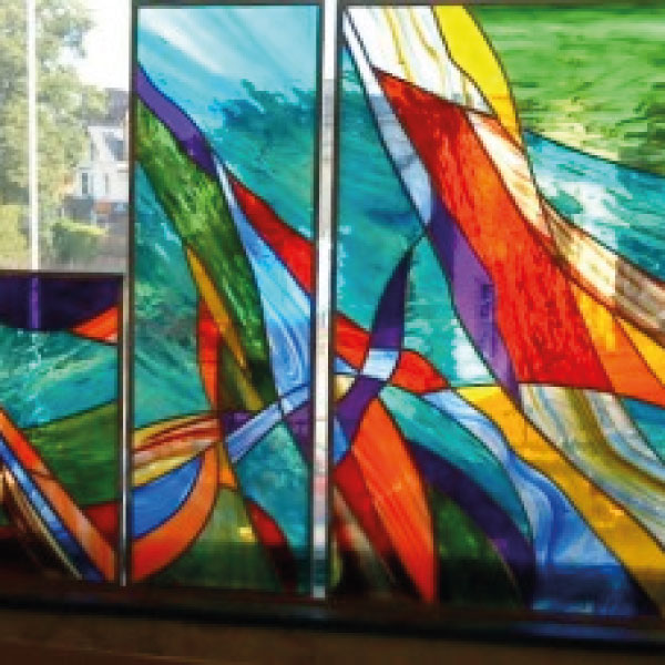 Stained Glass Commission Tadley